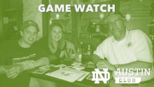 Neighborhood Game Watches - ND @ BC
