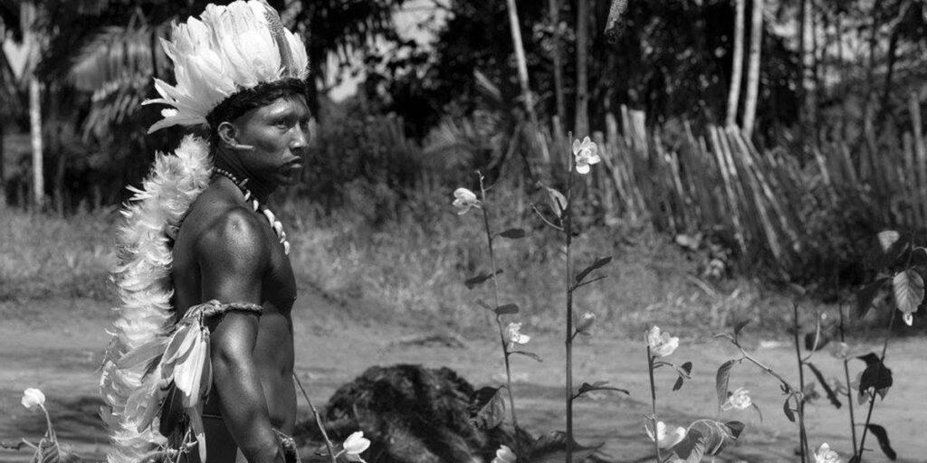 Black and White Image for SMC's Ibero-American Cinema series