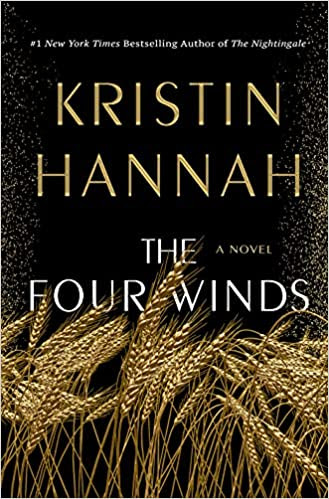 Book cover of Kristin Hannah The Four Winds